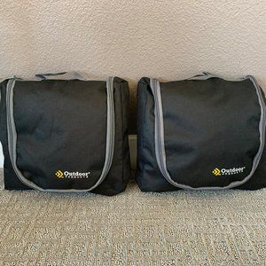 Outdoor Products Travel Pouches x 2